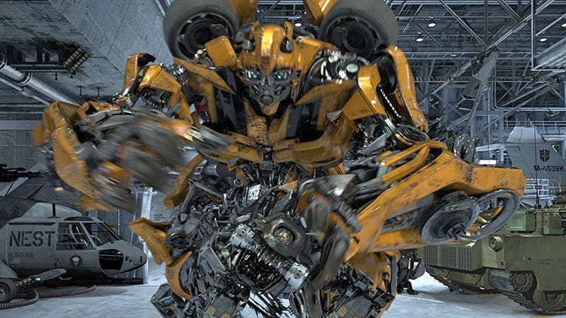 Illustration for article titled Transformers: The Ride Will Melt Your Face in Three Dimensions