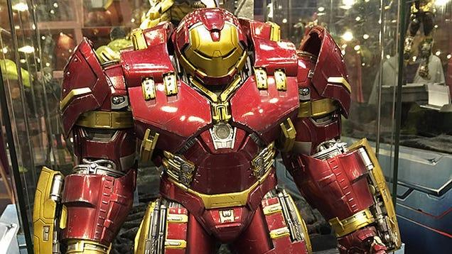 Avengers: L'Ère d'Ultron, une magnifique figurine d'Iron Man Hulkbuster