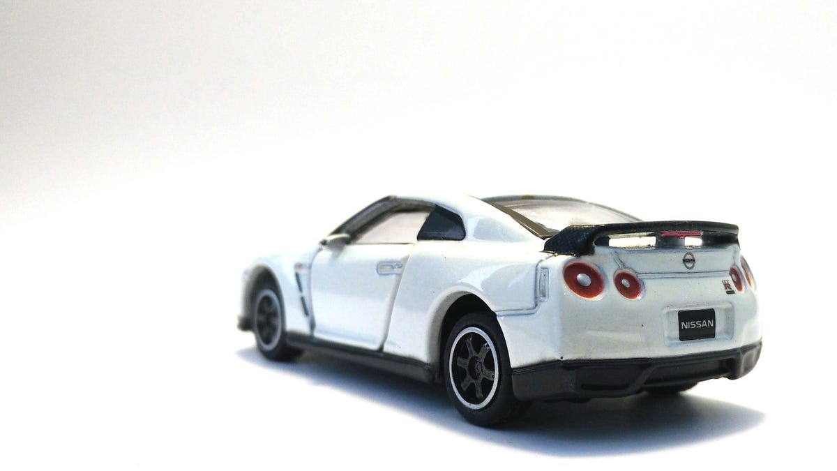Tomica Limited Tuesday Part 1 Reguler Datsun Go Blue