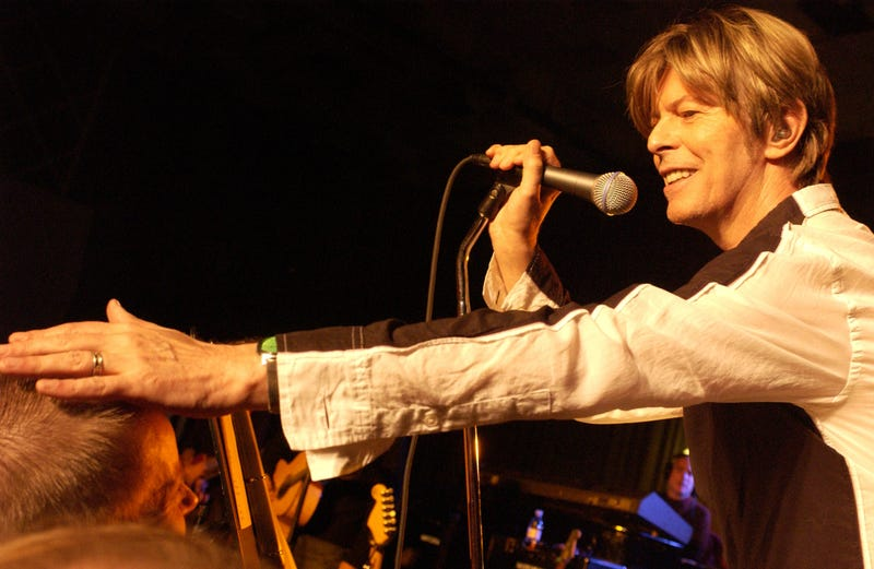 David Bowie: Five Years Later (Photo: Jimmy King/Courtesy of HBO)