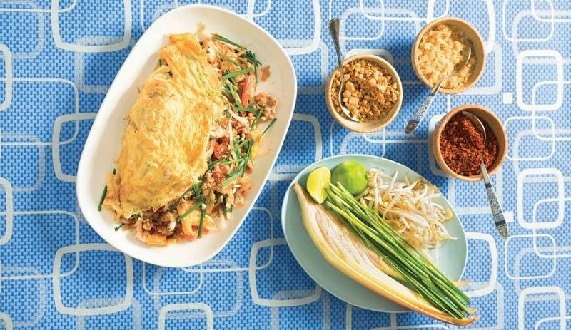 How to make Pok Pok's Pad Thai with Pork and Shrimp