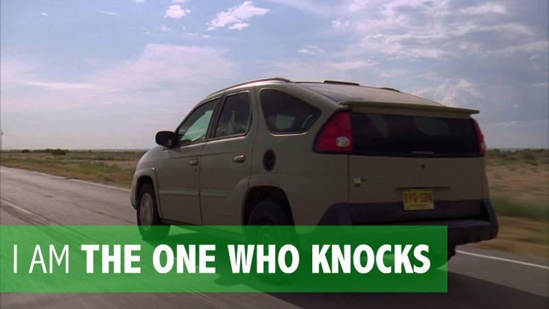 Why Breaking Bad Has The Best Cars On Television Right Now
