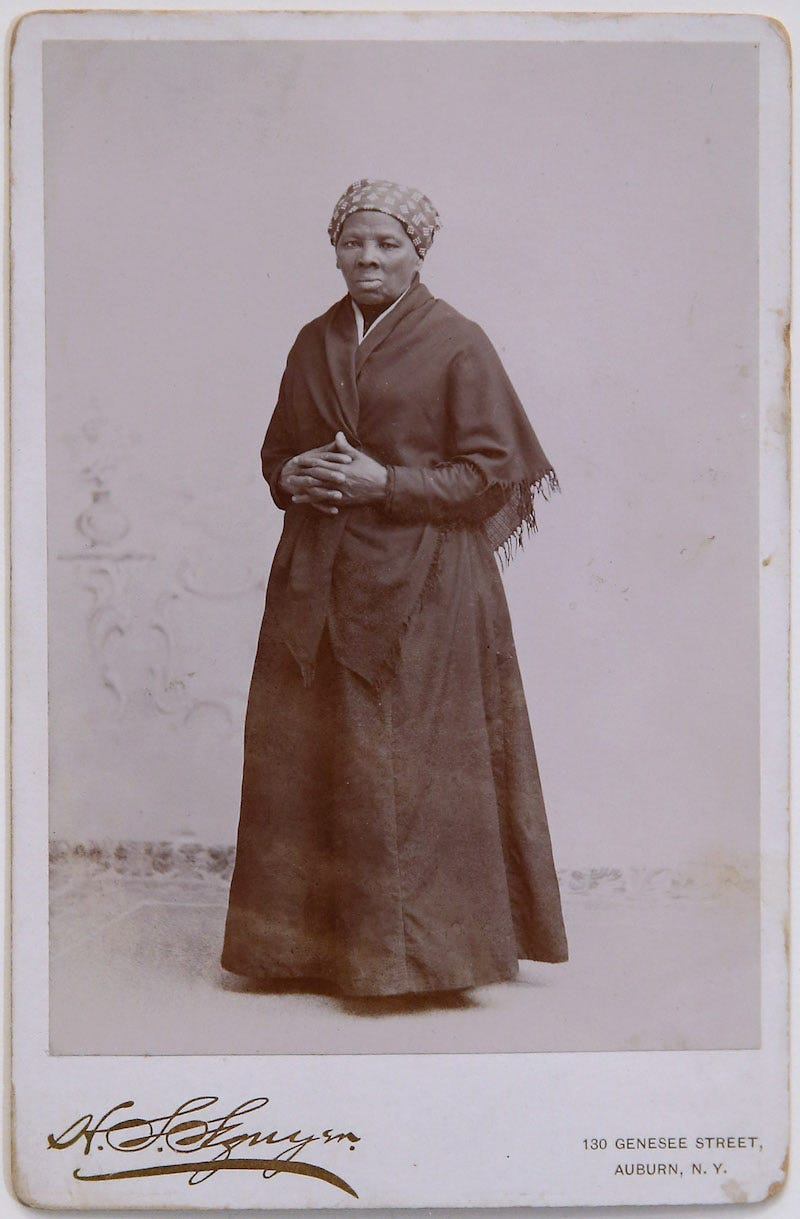 A New Photo of a Young Harriet Tubman Was Discovered in an ...