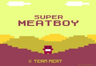 Illustration for article titled Super Meat Boy Celebrates Christmas Tomorrow With Launch Sale
