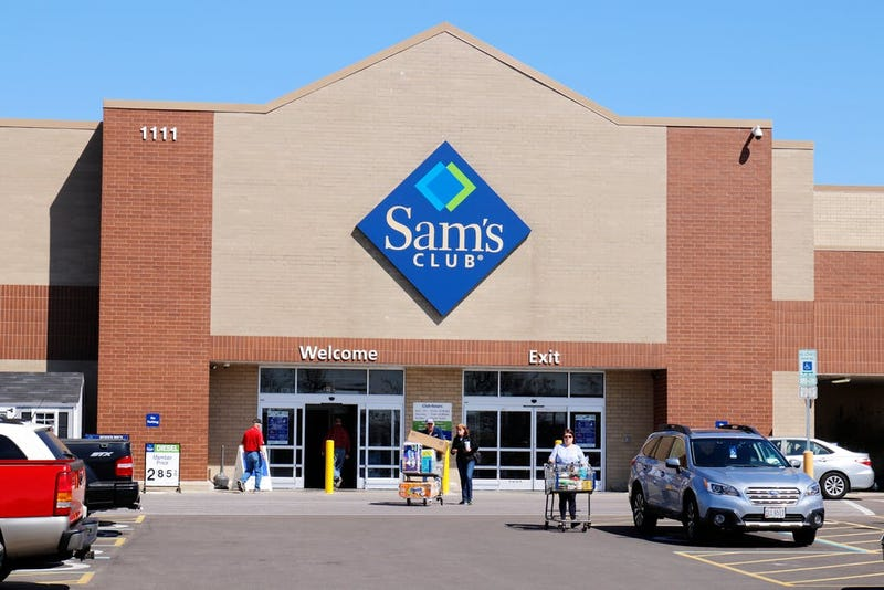 Illustration for article titled I went to Sam's Club yesterday for the first time in months