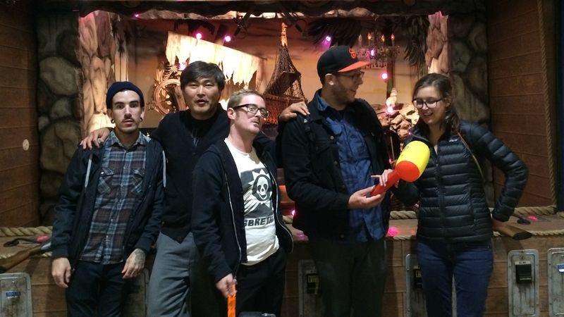Kitty Kat Fan Club (Photo courtesy of Asian Man Records)