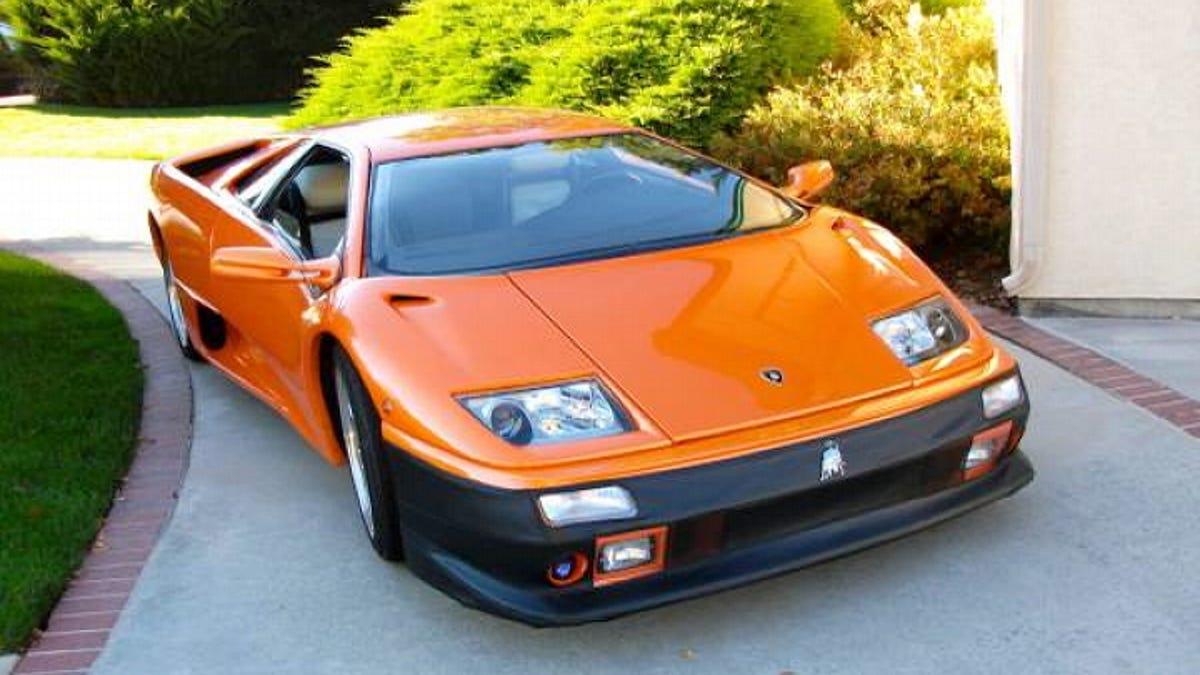 For 48 900 Is This 2000 Lamborghini Diablo Replica An Unreal Deal