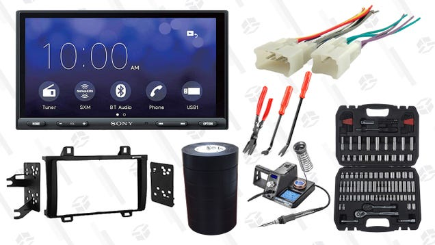 Everything You Need to Upgrade Your Car s Stereo Head Unit