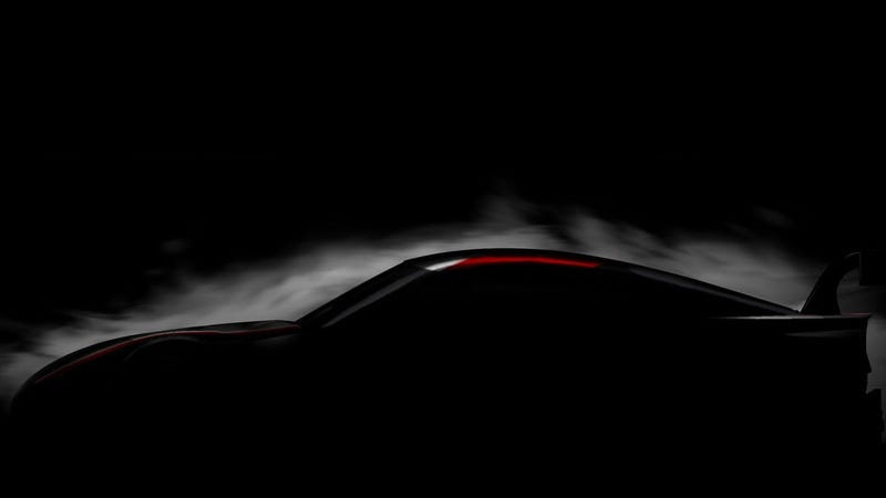 Illustration for article titled Toyota GR Supra GT Concept: I Am So Tired