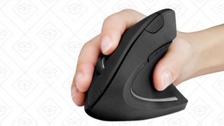 Ratón Vertical de Anker | $14 | Amazon | Usa el código ANKERMIC