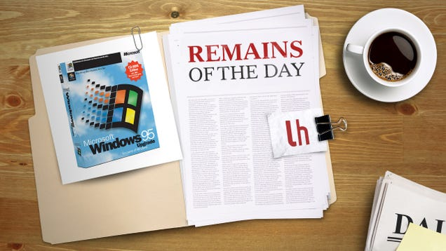 Remains of the Day: Microsoft Aiming for Two Big Windows 10 Updates in 2017