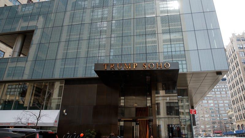 Trump Hotel customer details stolen in latest Sabre hacking debacle