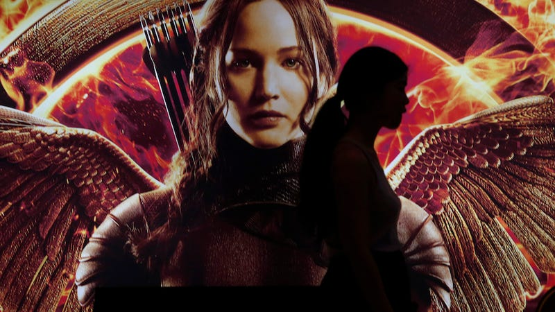 Illustration for article titled Surprise: Mockingjay Boasts Biggest Opening of 2014 with $123 Million