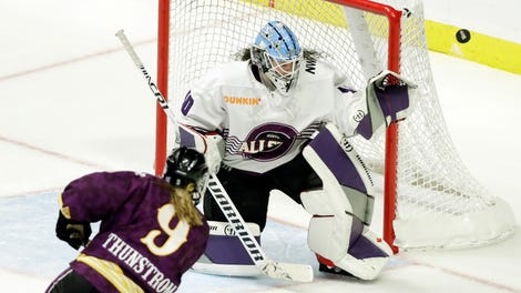National Women S Hockey League Announces Progress Toward Paying