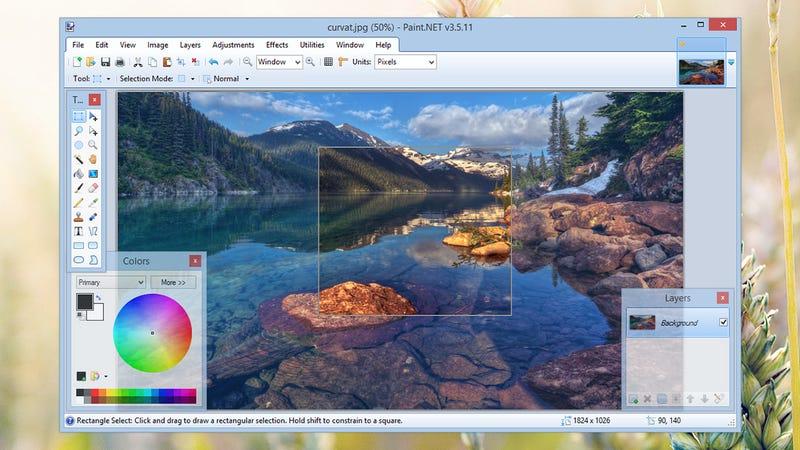 Download paint. Net offline installer setup for windows 7 | 8 | 10.