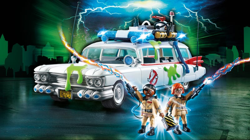 Illustration for article titled Playmobil's New Ghostbusters Toys Are So Great You'll Wish You Had a Childhood Do-Over