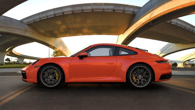 All image credits: Porsche