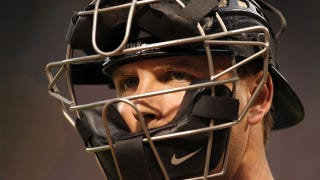 Illustration for article titled A.J. Pierzynski Will Be Irritating You On World Series Broadcasts This Year