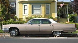 Illustration for article titled 1969 Cadillac Sedan de Ville, With Bonus Cadillac Poll
