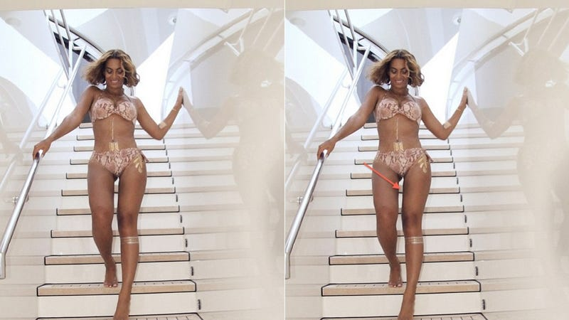 Illustration for article titled The Bey Photoshop Controversy Is Spiraling Out of Control