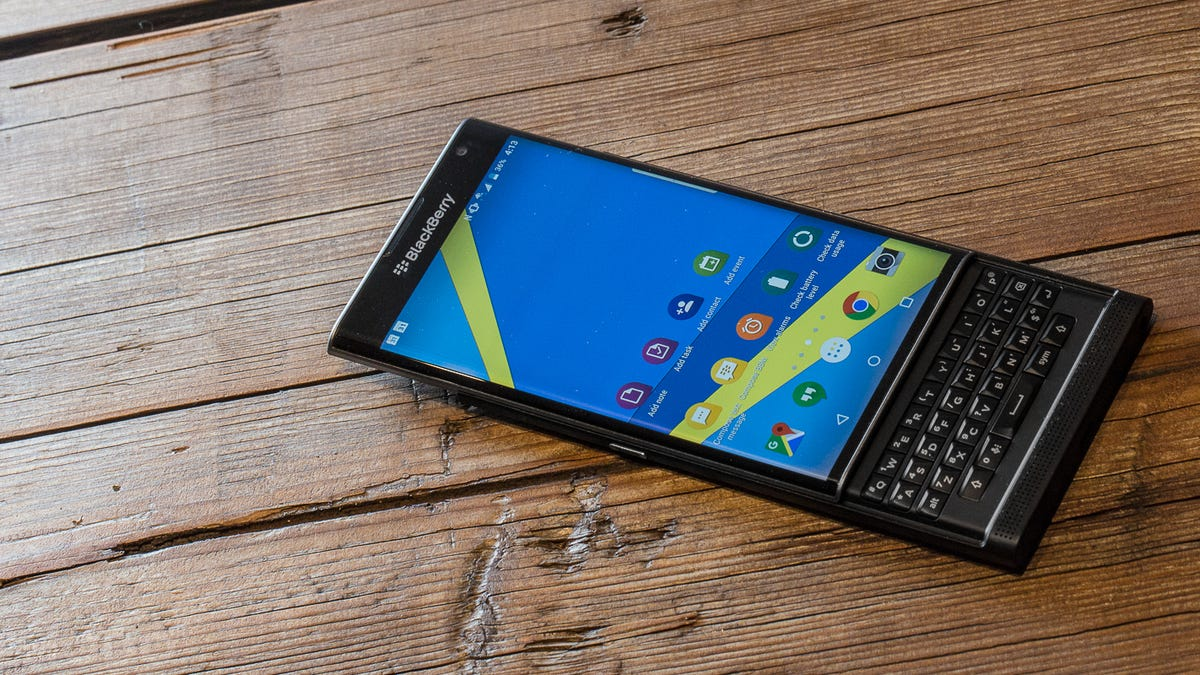 BlackBerry Priv Review: Nope, Not For Me—Not Even For My Worst Enemy