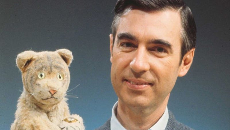 Mr rogers sexual legal problems