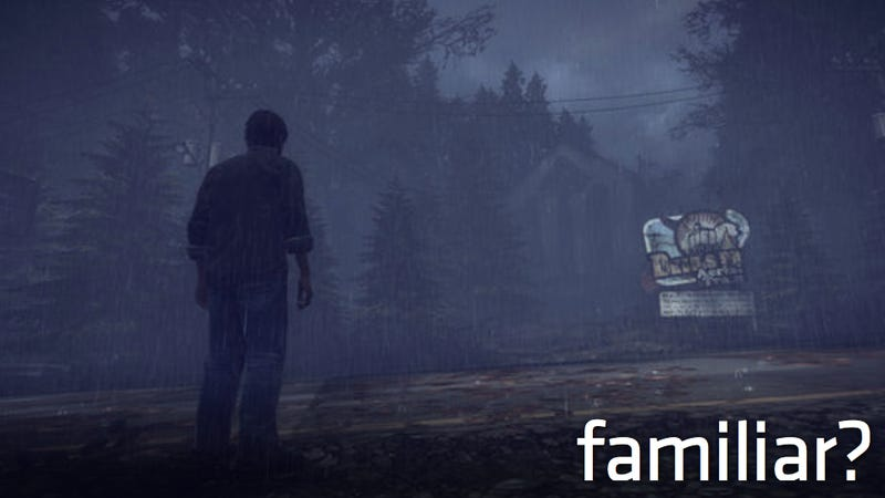 Illustration for article titled Just Because There's A Forest, Doesn't Mean This Game Looks Like Alan Wake
