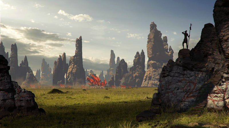 Illustration for article titled Looks Like Dragon Age III Will Definitely Be Influenced By Skyrim
