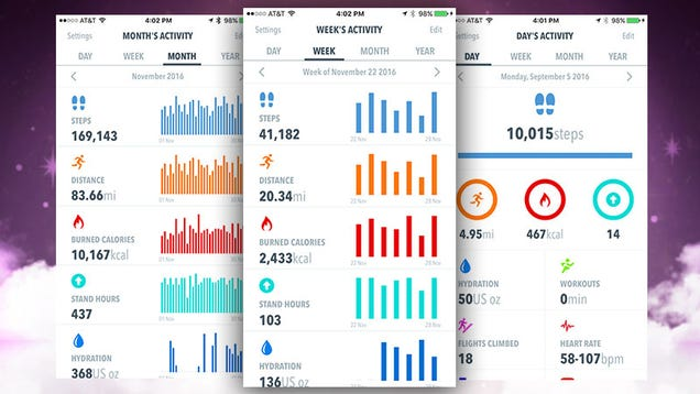 Healthview gives you a better overall look at your apple health data iphone the apple health dashboard isnt really a great way to quickly glance at all your health data in on place it packs in a weird amount of unnecessary fandeluxe Images