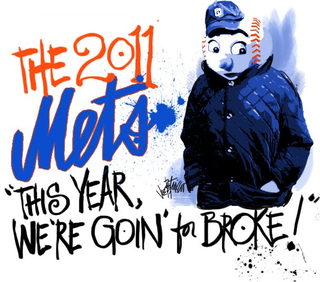 Illustration for article titled A Sketchbook Of A Season With The Mets