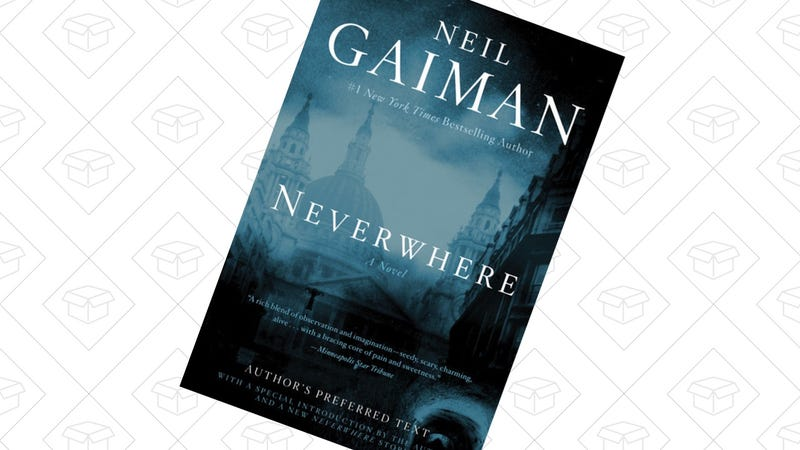Neverwhere [Kindle], $2