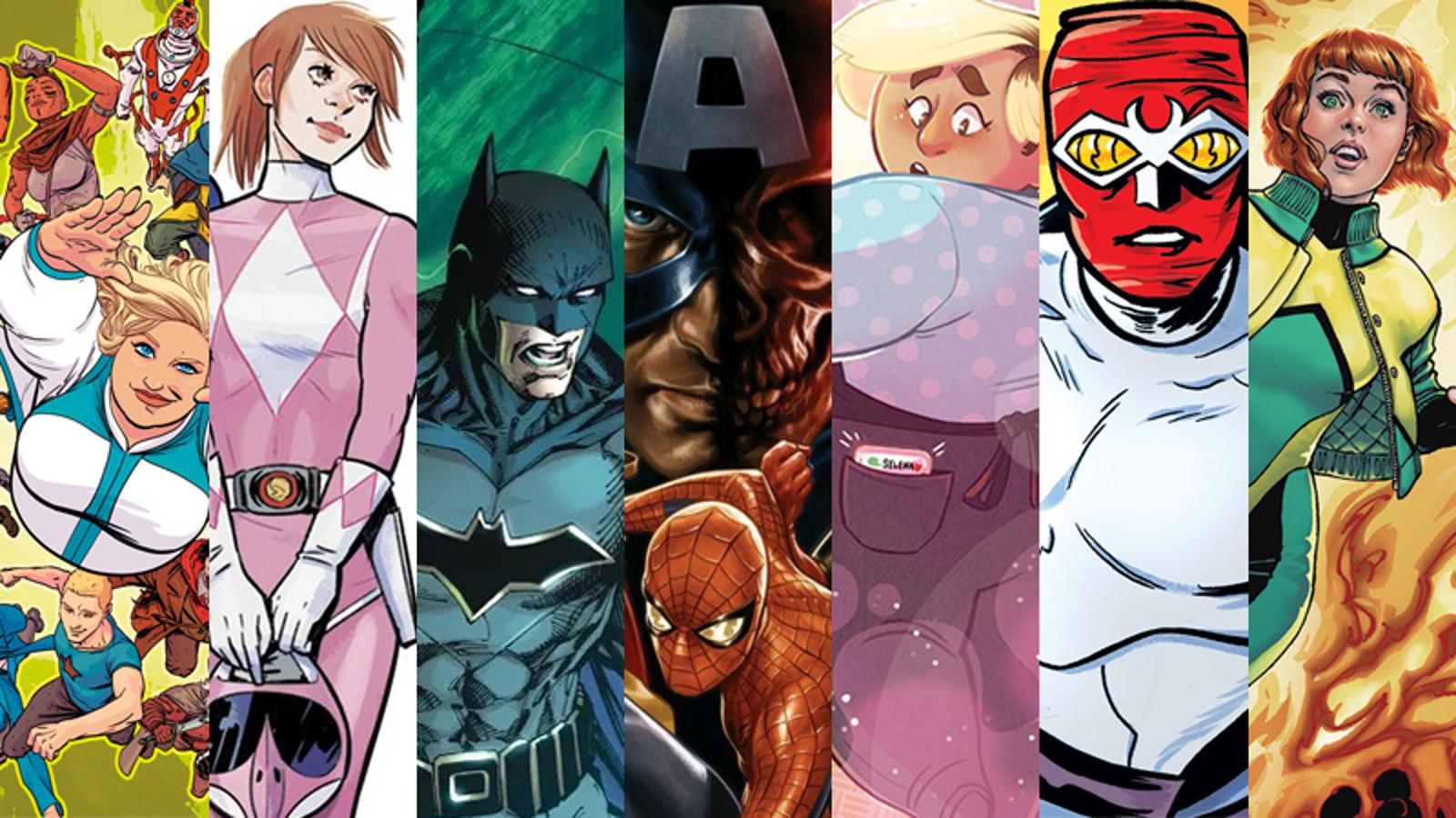 De mest spektakulære nye tegneserier du skal bo inde og-4369