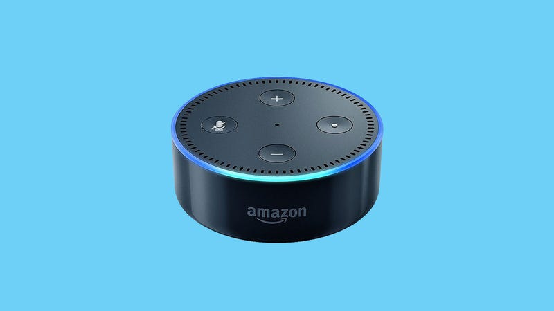 Echo Dot, $41 with code BIGTHANKS and filler item
