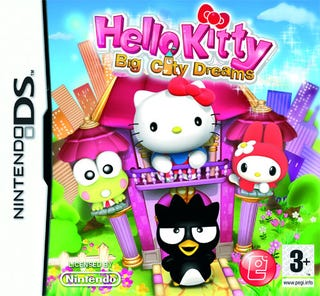 Illustration for article titled Hello Kitty's Pretty City Committee