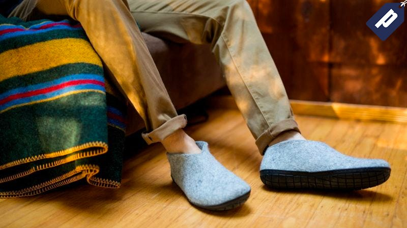 Illustration for article titled Save 25% Off Glerups' Bestselling Indoor & Outdoor Slippers (From $70)