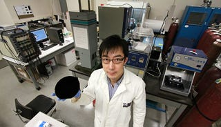Illustration for article titled Crean baterías más duraderas y rápidas mediante nanotubos de carbono