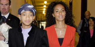 Willow Smith with her mom, Jada Pinkett Smith (Kris Connor/Getty Images Entertainment)