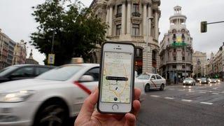 Illustration for article titled Glattfelder Béla és Nick Denton gondolatai következnek az Uberről