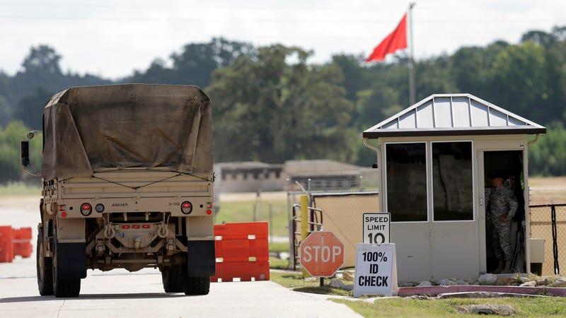 Texas Army National Guard Camp Swift. (Photo: AP)
