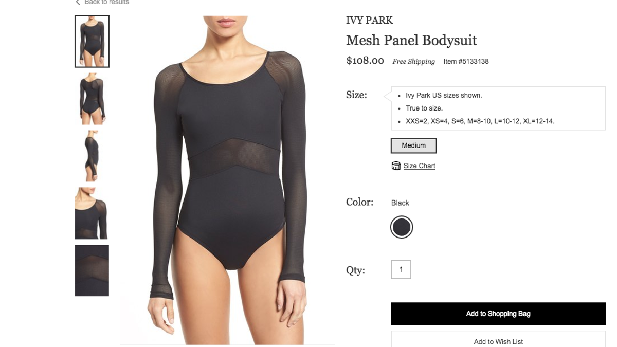 0aeae5edf61b6 I Tried On Everything in the Ivy Park Line and Felt Like a Cute, Stupid,  Beyoncé-Themed Sausage Link