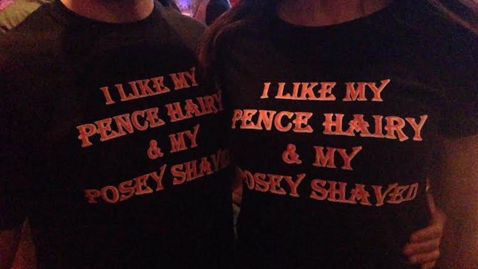 Giants fan custom makes bawdy t shirts for T shirt printing brandon fl