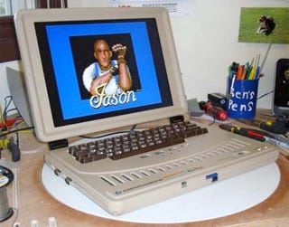Illustration for article titled Ben Heck's New Commodore 64 Laptop Going Up For Auction For Charity