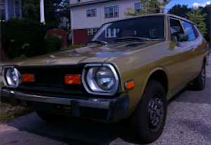 Illustration for article titled For $5,000, get an F in Datsun