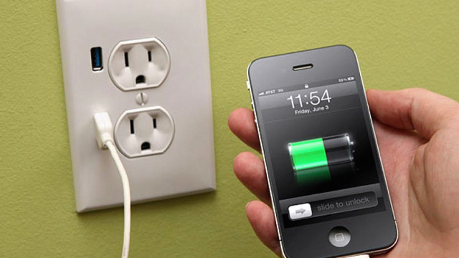 Awe Inspiring How To Install A Usb Outlet In Your Wall Wiring Digital Resources Jonipongeslowmaporg