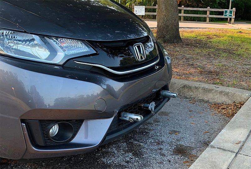 Attack Honda