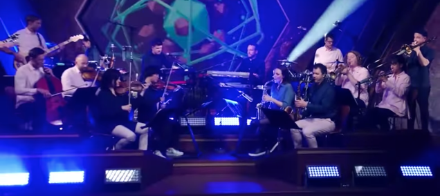Revisit the race of the 26th century with a German orchestra playing F-Zero music
