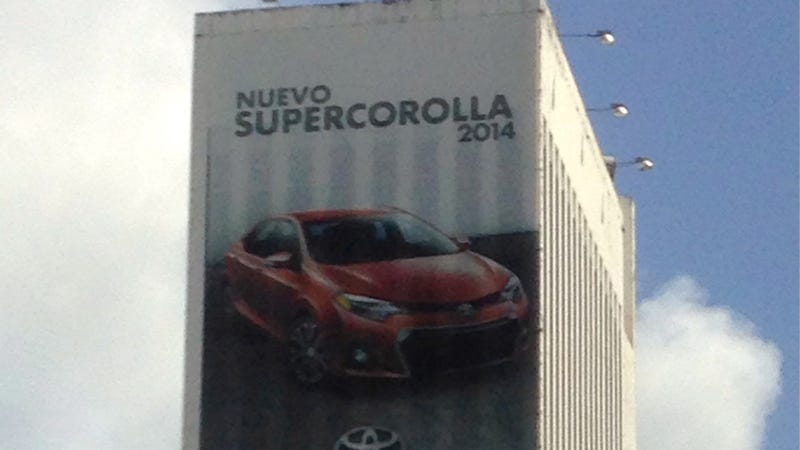 Illustration for article titled 'Supercorolla' Will Take Over The World, Starting With Puerto Rico