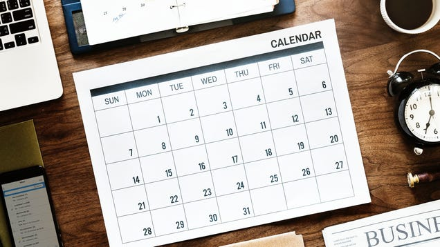 Pick a Day of the Week to Do All of Your Online Shopping