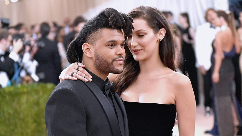 Illustration for article titled Look What They've Done, The Weeknd and Bella Hadid Split Up