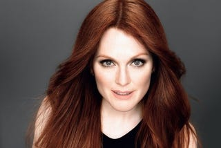 Illustration for article titled Julianne Moore Is Now the Very Photoshopped Face of L'Oréal